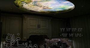 دکوراسیون آسمان مجازی در تهران