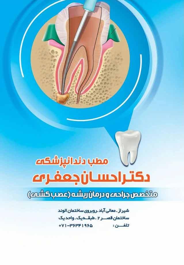 دکتر سید احسان جعفری در شیراز