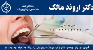 دکتر اروند مالک در تهران