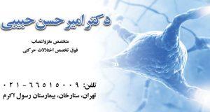 دکتر امیرحسن حبیبی در تهران