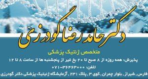 دکترحامد رضا گودرزی در شیراز