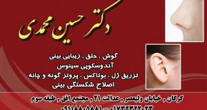 دکتر حسین محمدی در گرگان