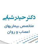 دکتر حیدر شبابی