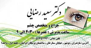 سعید رضایی