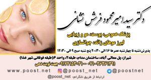 دکتر سید امیر محمود فرش نشانی در شیراز