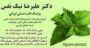 دکتر علیرضا نیک نفس پزشک طب سنتی ایرانی در کرج