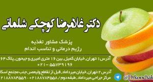 دکتر غلامرضا کوچکی شلمانی در تهران