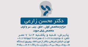 دکتر محسن زارعی در تهران