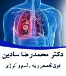 دکتر محمدرضا سادین در رشت