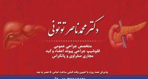 دکتر محمدناصر توتونی در مشهد