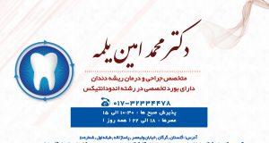دکتر محمد امین یلمه در گرگان