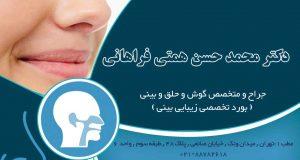 دکتر محمد حسن همتی فراهانی در تهراندکتر محمد حسن همتی فراهانی در تهران