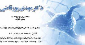 دکتر مهدی پورقاضی در تهران