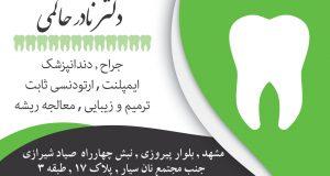 دکتر نادر حاکمی در مشهد