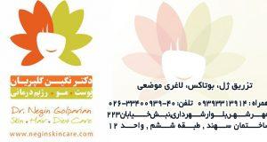 دکتر نگین گلپریان در مهرشهر