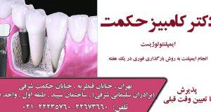دکتر کامبیز حکمت در تهران