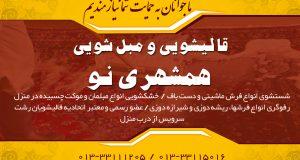 قالیشویی و مبل شویی همشهری نو
