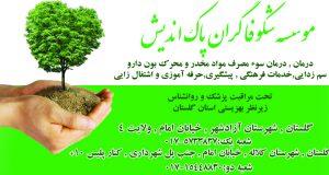 موسسه شکوفاگران پاک اندیش گلستان در آزادشهر