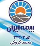نمایندگی بیمه ایران محمد کروکی در بم
