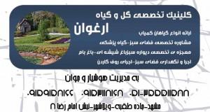 کلینیک تخصصی گل و گیاه ارغوان در مشهد