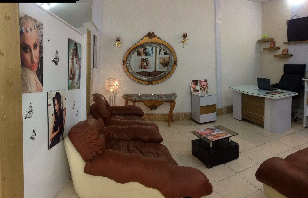 سالن زیبایی تیناب در مشهد4