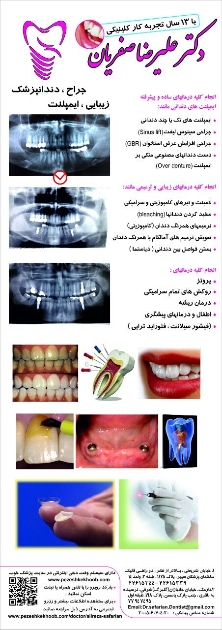 دکتر علیرضا صفریان در تهران4