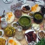 غذای محلی گیلان 118 گیلان