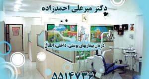 دکتر میرعلی احمدزاده