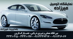 نمایشگاه اتومبیل میرزاده