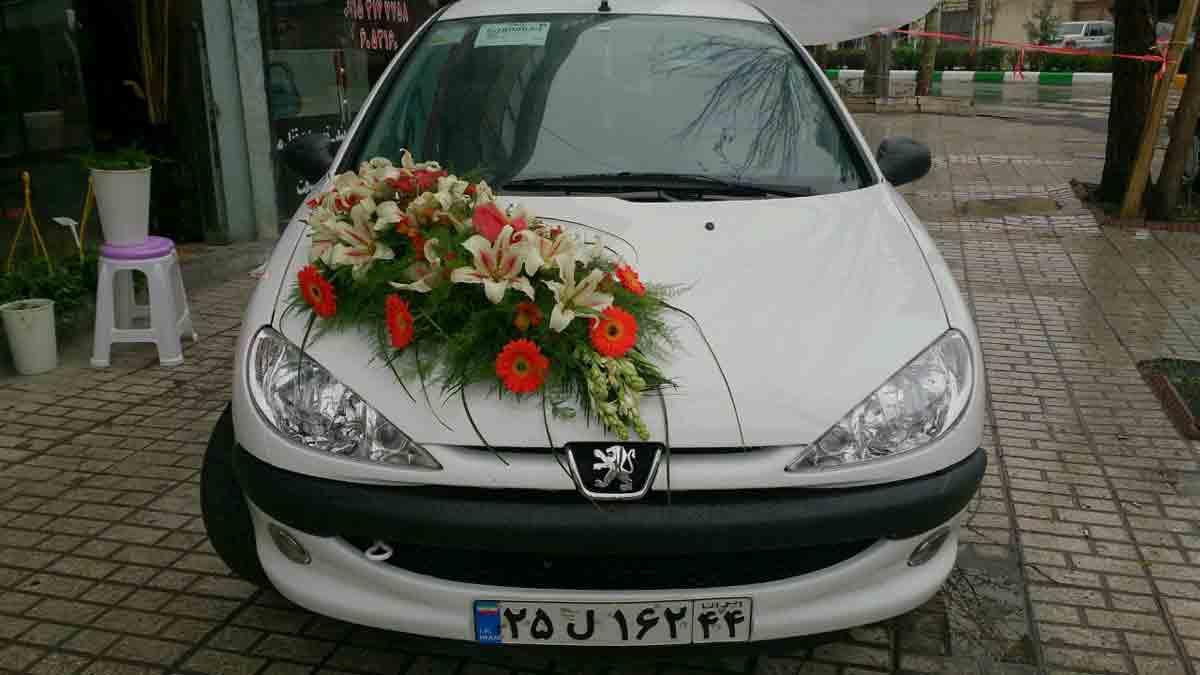 گل فروشی ژینکو در مشهد3