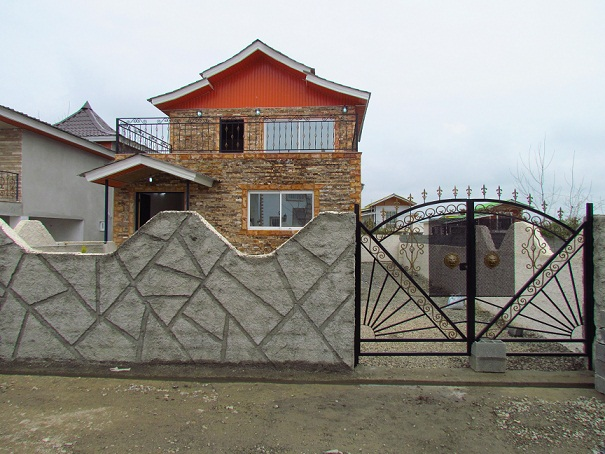 پیمانکاری ساختمان کوهستانی
