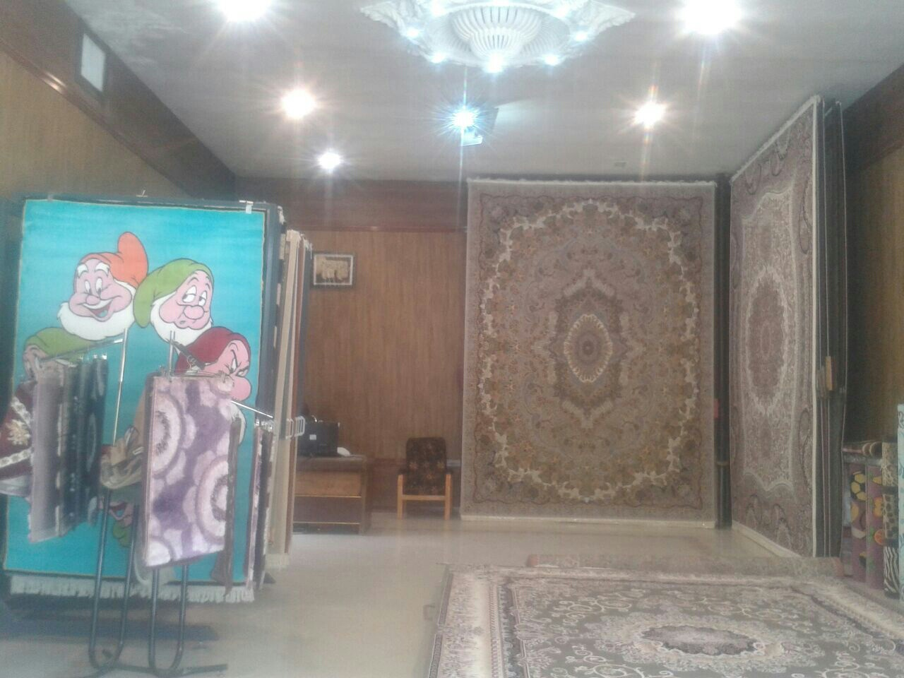 فروشگاه فرش امین سلیمان در اصفهان2