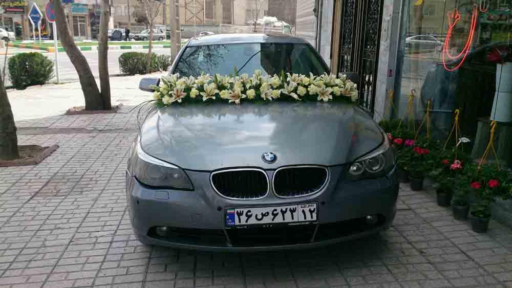 گل فروشی ژینکو در مشهد4