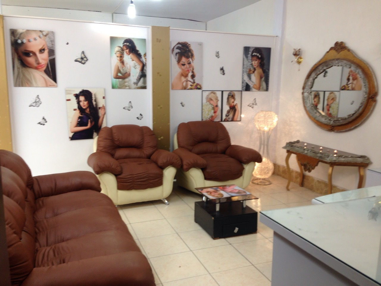 سالن زیبایی تیناب در مشهد5