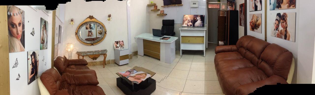 سالن زیبایی تیناب در مشهد2
