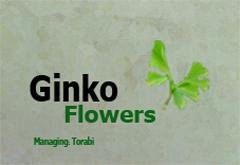 گل فروشی ژینکو در مشهد