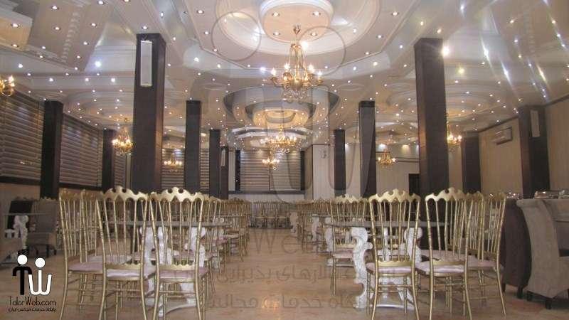 تالار قصر گلچین در تهران1