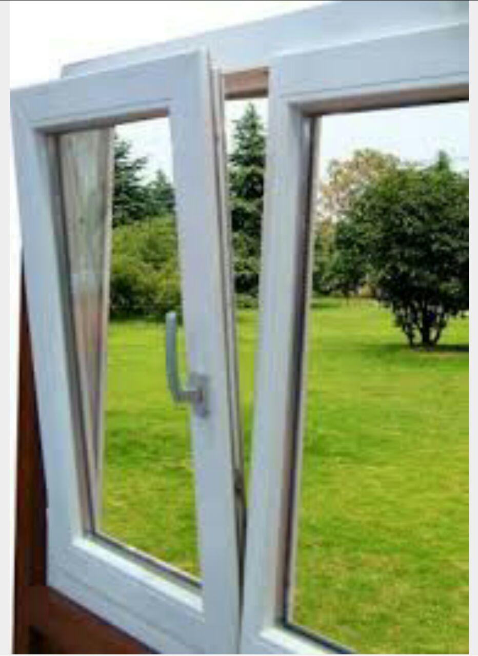 ساخت انواع درب و پنجره upvc