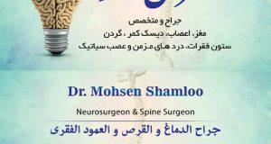 دکتر محسن شاملو در اهواز