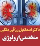 دکتر اسماعیل رزقی ملکی در اسلامشهر