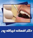 دکتر افسانه خیرالله پور در مشهد