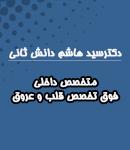 دکتر سید هاشم دانش ثانی در مشهد