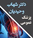 دکتر شهاب وحیدیان در تهران