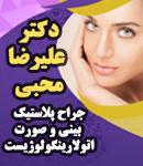 دکتر علیرضا محبی در تهران