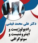دکتر علی محمد فیضی در تهران