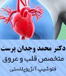 دکتر محمد وجدان پرست در مشهد