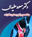 دکتر مسعود مفیدی در تهران