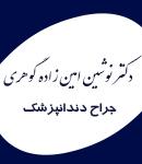 دکتر نوشین امین زاده گوهری در تهران
