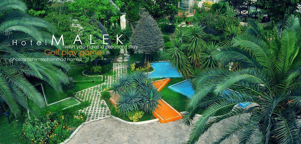 هتل ملک در چالوس10