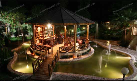 هتل ملک در چالوس5